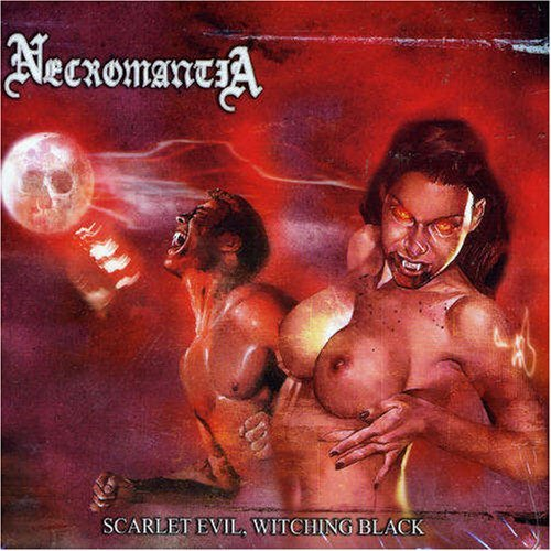 Necromantia - Scarlet Evil Witching Black (repress)