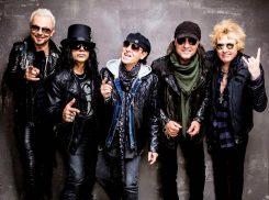 Suomeen heinäkuussa saapuvan Scorpionsin keikka jäi lyhyeksi Hampurissa