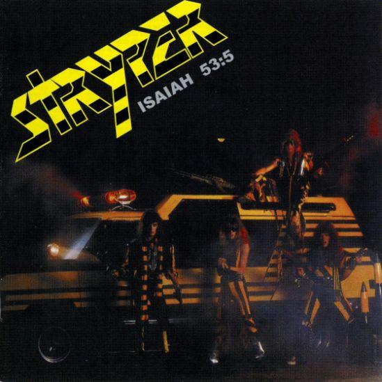 Stryper - Soldiers Under Command