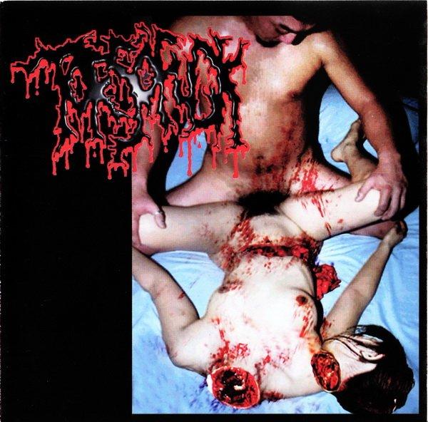 Torsofuck & Lymphatic Phlegm - Split