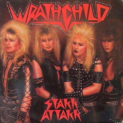 Wrathchild - Stakk Attakk