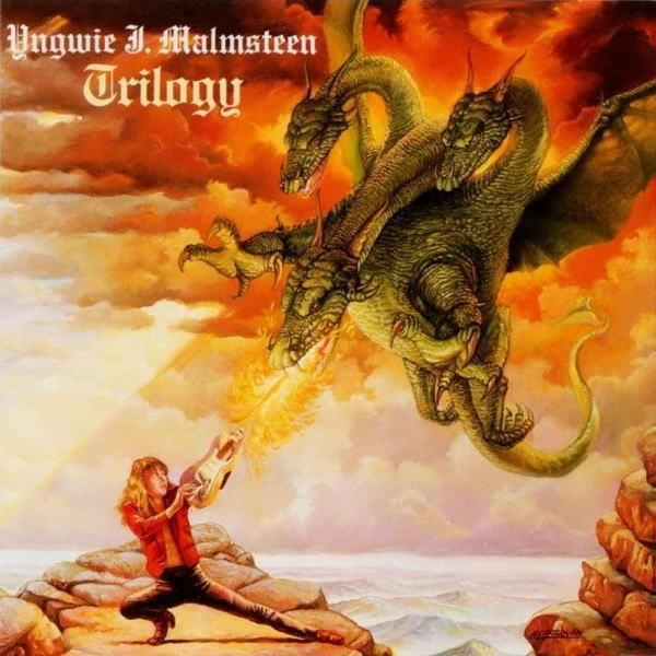 Yngwie J. Mamlsteen - Trilogy