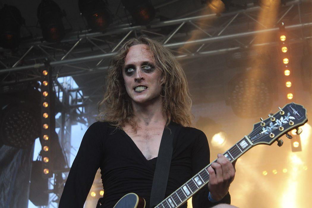 Tribulationin kitaristi Jonathan Hultén lähti bändistä: Enforcerin entinen kitaristi Joseph Tholl tilalle