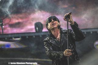 Scorpions @ Pietarsaaren Keskuskenttä 1.8.2015