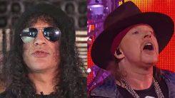 Slashin veli lyttää Guns N' Rosesin mahdollisen comebackin