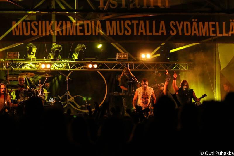 Bändikilpailu Helvetistä -finaali käydään 10.3 Tampereella kuuden bändin voimin!