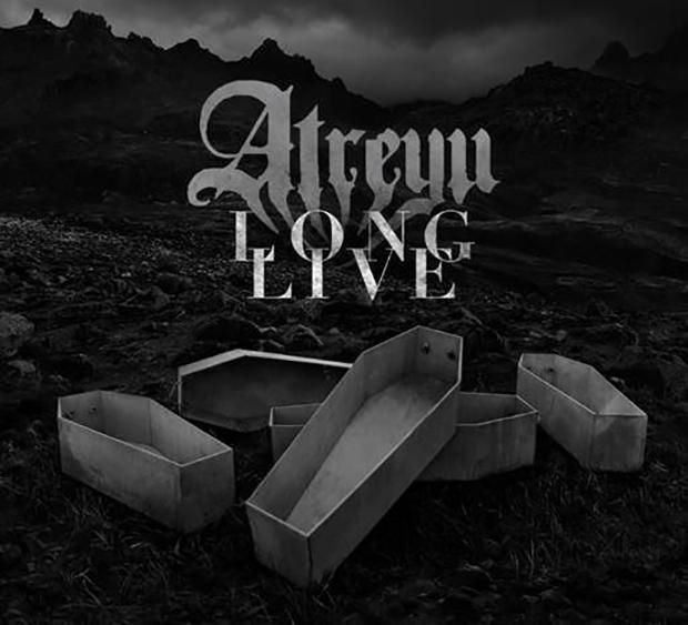 Atreyu Long Live 2015