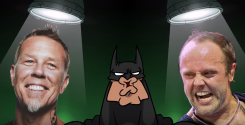 Batmanista inspiraation saanut Batmetal tekee paluun uudella jaksolla