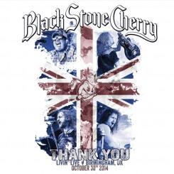 Black Stone Cherry DVD 2015