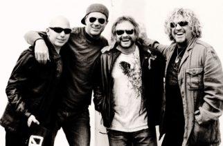 Rockin superkokoonpano Chickenfoot julkaisi ensimmäisen uuden kappaleen viiteen vuoteen
