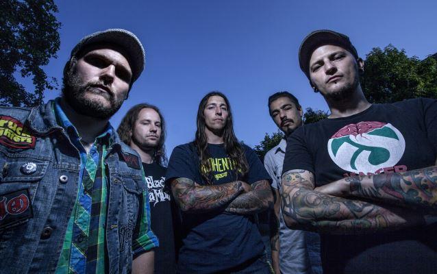 Hatesphere allekirjoitti uuden sopimuksen Scarlet Recordsin kanssa