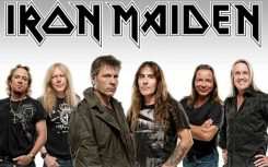 Katso miten Iron Maidenin lavashow rakennetaan