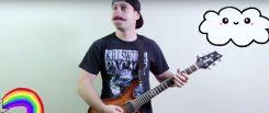 Näin kitaristit esiintyvät eri huumausaineiden vaikutuksen alaisena