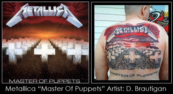 Metallica Master Of Puppets 2015