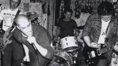 Yhdysvaltalainen hardcorepunk-yhtye Negative Approach Helsinkiin lokakuussa