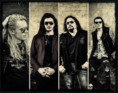Kotimainen hard rockin nimeen vannova OD kiinnitetty Frontiers Recordsille