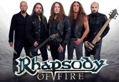 Rhapsody Of Fire julkaisemassa seuraavaa albumiaan tammikuussa