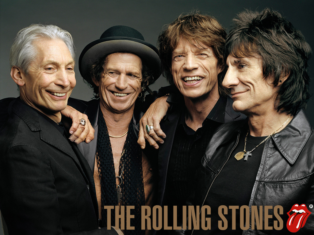 The Rolling Stones 2015