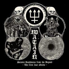 Season Of Mist Records julkaisee Watainin neljä ensimmäistä albumia kokoelmana lokakuussa