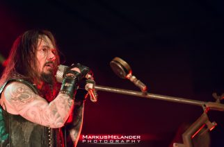 Amorphis, Red Moon Architect @ The Circus, Helsinki 10.10.2015