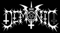 Demonic-logo