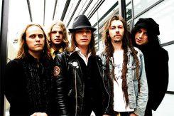 The Hellacopters teki paluun keikkalavoille Sweden Rockissa: katso livevideoita yhtyeen keikalta