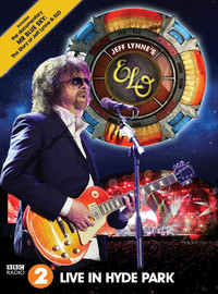 Jeff Lynne's ELO – Live In Hyde Park DVD