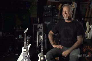 "James Hetfield paljastaa Metallican tehneen miljoonien tappiot ""Orion""-festivaalillaan"