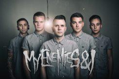 Richmondista tuleva metalliyhtye My Enemies & I Fearless Recordsille
