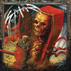 Brittiläisen heavy metalin kulttiyhtyeen Satanin uusi albumi kuunneltavissa