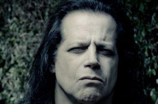 """Glenn Danzig: """"Olen avoin tekemään lisää keikkoja Misfitsin kanssa"""""""