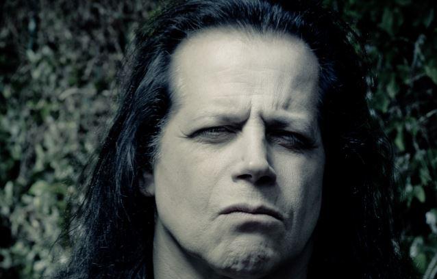 Glenn Danzigin elokuva Death Rider In The House Of Vampires saa pian ensi-iltansa