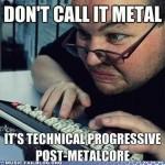 Oletko aina pyrkinyt metallielitistiksi? Sumerian Records teki siihen aloituspaketin