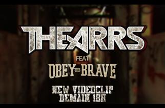 Obey The Braven vokalisti vierailee The Arrsin uudella kappaleella