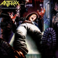 Arkistojen helmet: Anthrax – Spreading the Disease (1985)