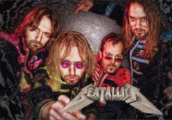 Beatlesin ja Metallican musiikin ja sanoitukset yhdistävä Beatallica saapuu ensimmäiselle keikalleen Suomeen