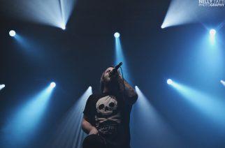 """Hikeä, tulta ja energistä livemenoa: Beartooth julkaisi Oberhausenissa Saksassa kuvatun livevideon """"Manipulation""""-kappaleestaan"""