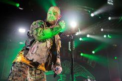 5 asiaa, jotka opimme Five Finger Death Punchin, Papa Roachin sekä Devil You Know:n keikalla Helsingin jäähallissa