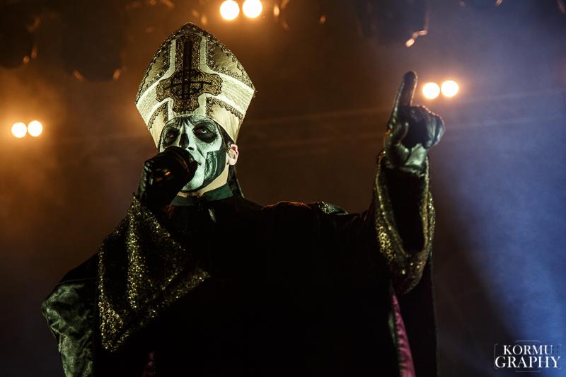 Ghostin perustaja kertoi yhtyeen kokoonpanomuutoksista sekä tulevan albumin suunnitelmista