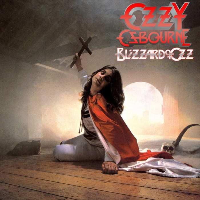 Arkistojen helmet: Ozzy Osbourne – Blizzard of Ozz (1980)