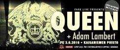 Queen & Adam Lambert Helsinkiin kesäkuussa – Legendaarinen yhtye palaa Suomeen yli 40 vuoden tauon jälkeen!