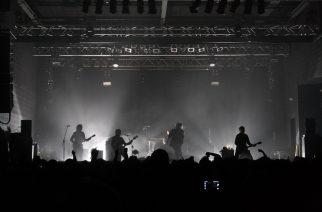 """Refused esitti uuden """"Blood Red"""" -nimisen kappaleensa livenä Philadelphiassa: livevideo kappaleesta katsottavissa"""