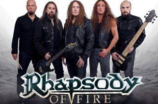 Rhapsody Of Firelta uusi lyriikkavideo