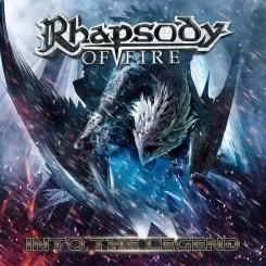 Rhapsody Of Fire Into The Legend 2016