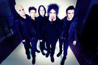 The Cure valmistelee tällä hetkellä tulevaa albumiaan kymmenen vuoden julkaisutauon jälkeen