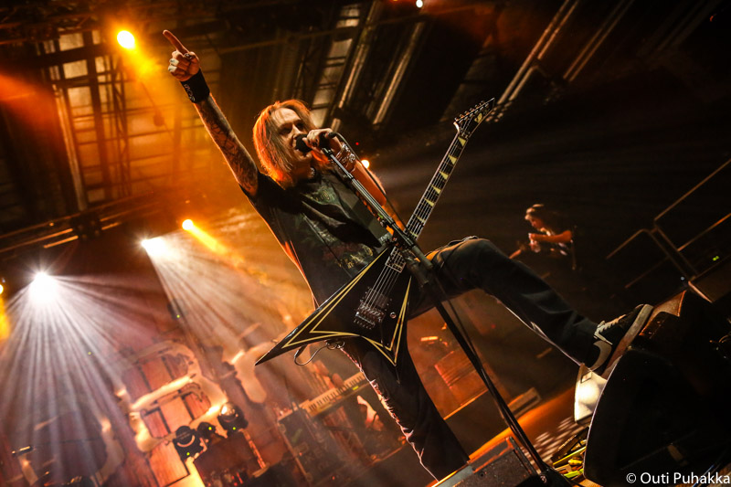 Children Of Bodom Alexi Laiho