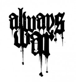 Always war logo 1