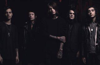 """Raivoa liekkimeren keskellä: Bad Omens julkaisi uuden """"The Hell I Overcome"""" -kappaleen musiikkivideon muodossa"""