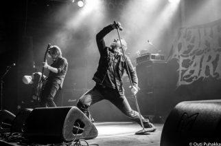 Barren Earth studioon maaliskuussa nauhoittamaan tulevaa albumiaan