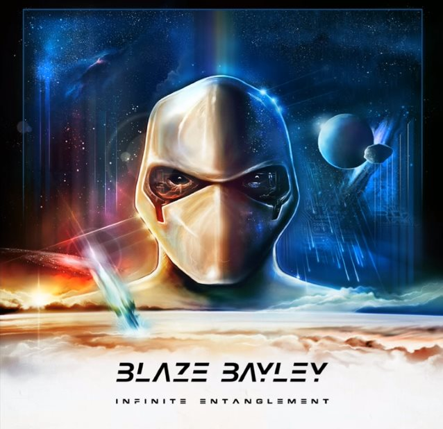 Blaze Bayley Infinite Entanglement 2016